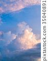 天空 云彩 云 35040891