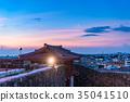 ปราสาทซุริ,วิวเมือง,ฤดูร้อน 35041510