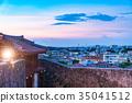 ปราสาทซุริ,วิวเมือง,ฤดูร้อน 35041512