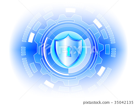 Cyber Security Data Protection Business Technology 35042135