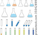 Erlenmeyer flask test 35042899