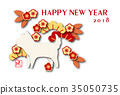 新年贺卡31 35050735