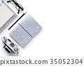 桌子 辦公桌 筆記本 35052304