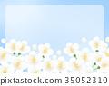 벚꽃 35052310