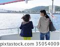 cruiser, boat, boating 35054009