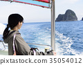 cruiser, boat, boating 35054012