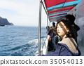 cruiser, boat, boating 35054013