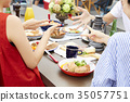 遊廊 宴會 吃 35057751