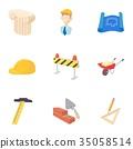 repair, icon, vector 35058514