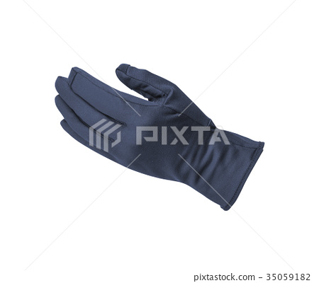 glove isolated 35059182