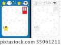 Preschool worksheet 35061211