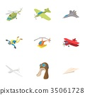 icon, vector, set 35061728