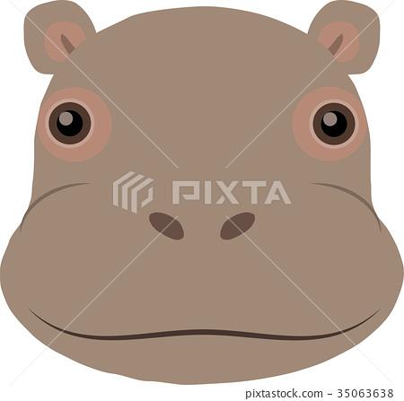vector, vectors, hippo 35063638