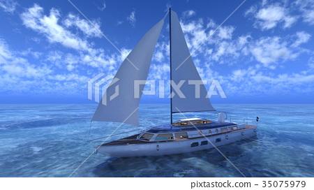 Yacht 35075979