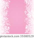 雪背景 35080529