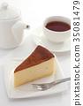 奶酪蛋糕 糕點 西式甜點 35081479