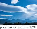 秋天的天空 云彩 云 35083792