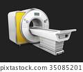Magnetic Resonance Imaging Machine 35085201