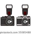 照相機 單鏡頭反射 單反相機 35085488