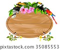 tropical backgrounds 35085553