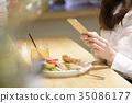 菜 - 智能手機 - 照片 35086177