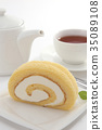 瑞士卷 果凍卷 夾心蛋糕 35089108