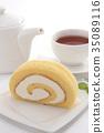 瑞士卷 果凍卷 夾心蛋糕 35089116