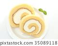 瑞士卷 果凍卷 夾心蛋糕 35089118