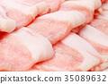 돼지고기, 돼지 고기, 돈육 35089632