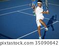 男子打网球双打 35090642