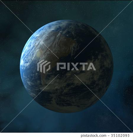 Earth 35102093