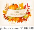 問候 感謝 感恩節 35102580