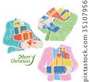 圣诞节 耶诞 圣诞 35107956