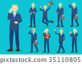 미국풍, 사업, 비즈니스 35110805