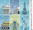 World Landmarks design with Cities skylines 35113376