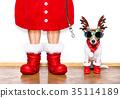 靴子 聖誕節 聖誕 35114189