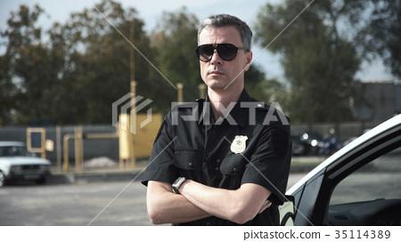 Portrait of detective 35114389