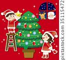 聖誕時節 聖誕節 耶誕 35115472