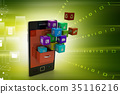 application icon concept 35116216