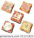 麵包 吐司 土司 35121825