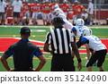 American Football Game 35124090