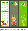 banner, character, irish 35124963