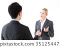 女企業家 女性白領 女商人 35125447