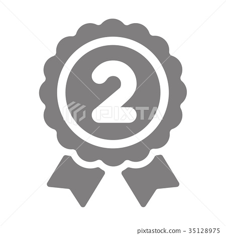 Medal icon 2nd place (silver, silver) 35128975