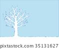 winter, wood, wintertime 35131627