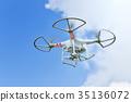 無人機 鳥瞰圖 空中拍攝 35136072