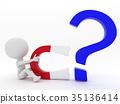 의문, 물음표, ? 35136414