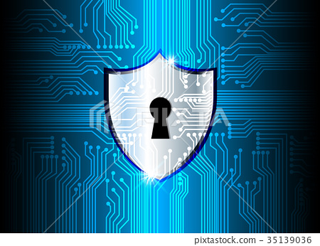 Cyber Security Data Protection Business Technology 35139036