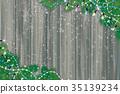 background, fir, lights 35139234