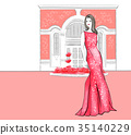 Party Dress Women 3 35140229